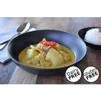 Yellow Curry with Chicken (Lifestyle)